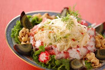 ピータン素麺