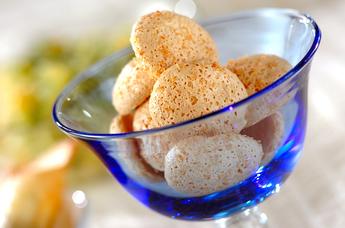 ココナッツ風味の焼き菓子