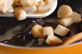 ホタテのオイスター炒めの作り方2