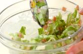 コールスローサラダの作り方3