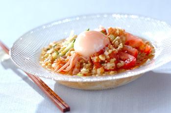 コンニャク冷麺