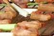豚バラ肉の塩焼きの作り方2