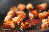 豚バラとイカ煮の作り方1