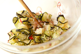 ナスのショウガ甘酢和えの作り方3