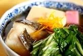 タラと豆腐のサッと煮