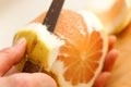 グレープフルーツかんの作り方1