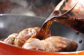 鶏肉ロールのコーラ煮の作り方3