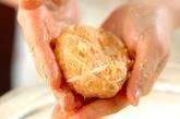 モヤシの鶏バーグの作り方2
