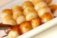 豆腐みたらし団子の作り方2