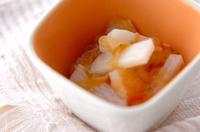 長芋の梅クラゲ和え