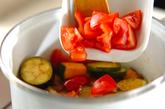 ラタトゥイユ風トマトスープの作り方2