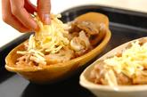 根菜の和風グラタンの作り方2