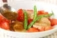 ホタテのサラダの作り方2