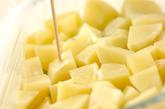 ジャガイモのピューレ・ガーリックポテトのオーブン焼きの作り方1