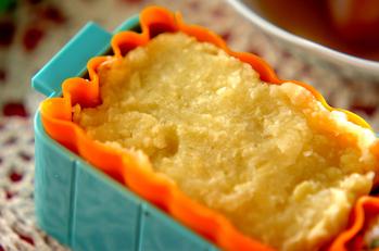 芋ようかん風デザート