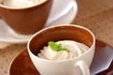 コーヒーリキュールコーヒーゼリー