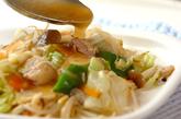 エスニック野菜炒めの作り方3