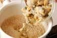 アサリのおから炒め煮の作り方1