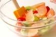 フルーツソーダの作り方1