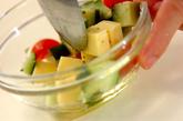コロコロサラダの作り方2