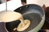 冷製シュゼット風クレープイチゴソースの作り方3