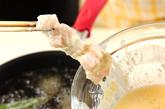 ハモの天ぷらの作り方3