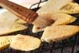 タケノコの網焼きの作り方2