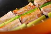 串焼きピカタの作り方2