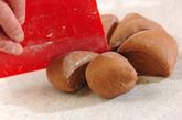 チョコクレセントの作り方3