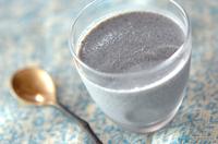 黒ゴマ豆乳トロトロプリン