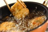 イワシのチーズフライの作り方2
