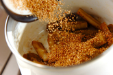 たたきゴボウの含め煮の作り方2