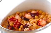 タコと大豆の煮物の作り方2