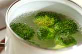 ブロッコリーとツナのサラダの作り方1