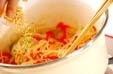 糸コンの炒め物の作り方3