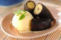 バナナのオーブン焼き