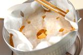 里芋のトロミ煮の作り方1