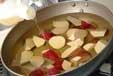 鶏の唐揚げ+大学芋の作り方1