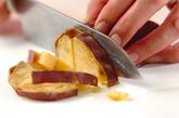 リンゴと洋梨のフレッシュキッシュの作り方4