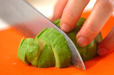 エビアボカドサラダの作り方2