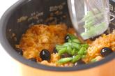 タコの炊き込みご飯の作り方4