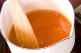 ふっくらカニタマ丼の作り方1