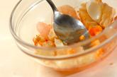 ポテトと卵のチリマヨサラダの作り方3