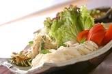 手巻き素麺