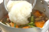 鮭のおろし煮の作り方3