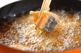 鮭のおろし煮の作り方1