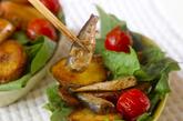 ポテトのサーディン炒めの作り方4