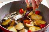 ポテトのサーディン炒めの作り方3