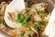 根菜の炊き込みご飯の作り方5