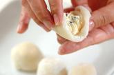 ラムレーズン餅の作り方4